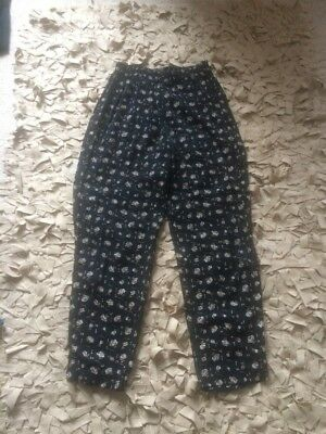 Vintage Tapered Trousers Size 10-12