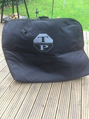 TP MTB or Road Bike Padded Travel Bag