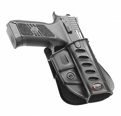Fobus- CZ-DUTY CZ 75 P-07 Duty & P09, Tanfoglio Stock 3 - right paddle holster