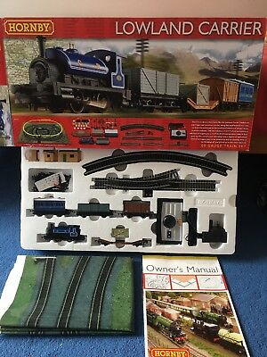 Hornby Lowland Carrier Train Set