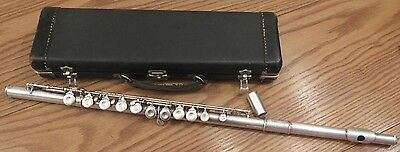 Antique flute with case Gary 1925