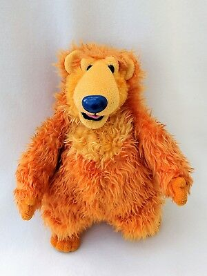 Bear Plush Soft Toy Cuddly Teddy from Bear in the Big Blue House Toy Henson 37cm