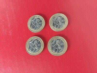 Full Set of Commonwealth Games £2 Coins