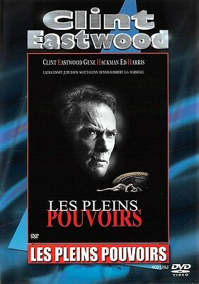 Les Pleins Befugnisse - Clint Eastwood - Collection Hachette