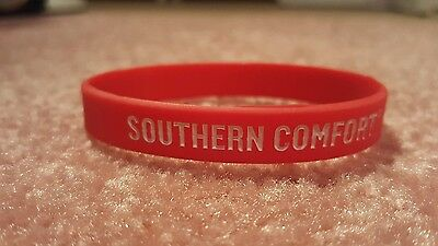 Southern Comfort Red Plastic Wristband
