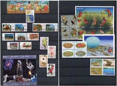 1980+ Palau,Lot Collection MNH Stamps