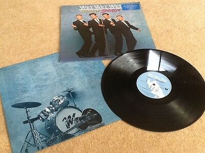 """Wet Wet Wet – Popped In Souled Out  LP Album 12"""" Vinyl Record"""