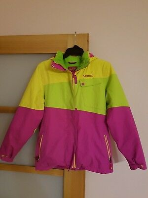 Marmot Girls skiing jacket Size XL/TG age 13/15