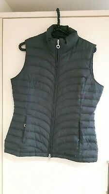 """ladies ariat riding bodywarmer size small chest 36"""" good cond"""
