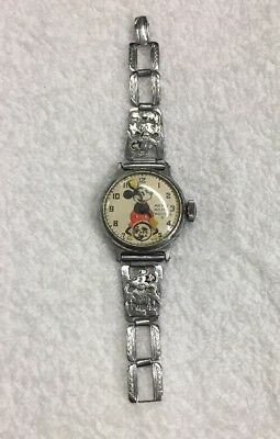 1930's Ingersol MIckey Mouse Watch.