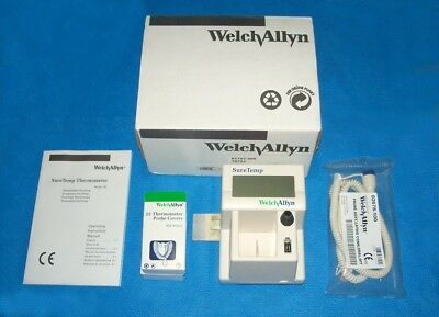 Welch Allyn 76751 SureTemp Thermometer Module; For The 767 Transformers; NEW