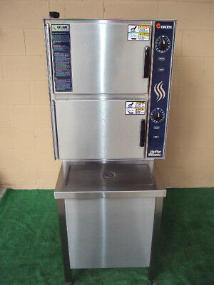 2013 Groen Hy6G Gas  Convection Steamer/w New H20 Filter System! ! !