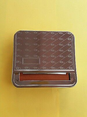 Automatic Rizla Style Cloth Blind Rolling Tin