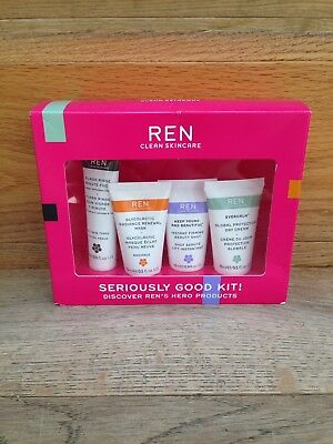 REN Clean Skincare Kit