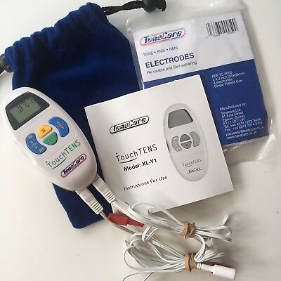 Touch TENS Digital Dual Channel TENS Machine by TensCare