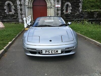 Lotus Elan Turbo M100 1996 (P) Factory development SE/S2 only 34000 miles