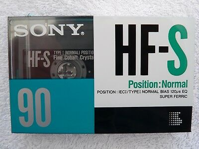 SONY Super HF-S c90 NEW and SEALED