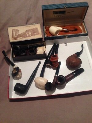 lot de pipe d occasion pour collection