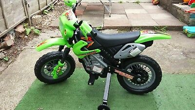 Kids Electric Motorbike Children Battery Power Scooter Ride On Motorcycle