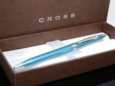 Cross  Century Classic Pearlescent Aqua Blue Executive Ballpoint Pen