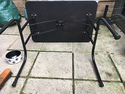 Collapsible Grooming Table