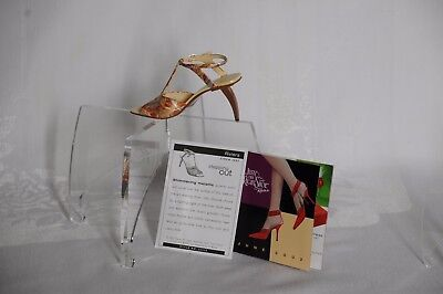 1 NEW Riviera Just the Right Shoe Raine #25310 in box from 2002