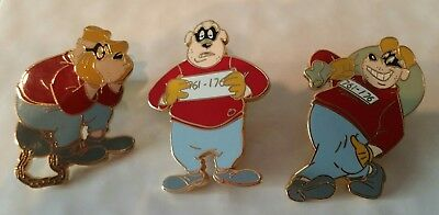 Bugle Boys Scrooge mcduck Duck Tales DLP trading PIN RARE cast exclusive
