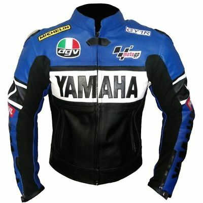 FNine Men's Motorbike Leather Jacket With CE approved armor protections
