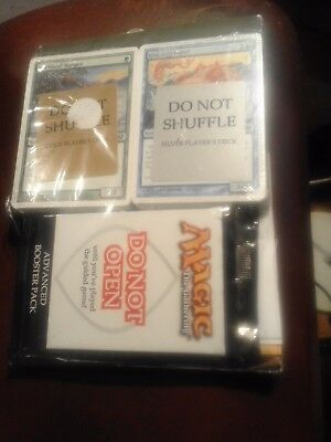 magic the gathering 8th edition 2 player core set new sealed