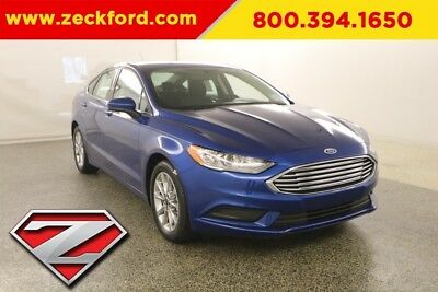 2017 Ford Fusion SE 1.5L I4 16V Turbo Automatic FWD