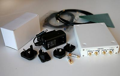 USRP B210 SDR  with Enclosure and accessories