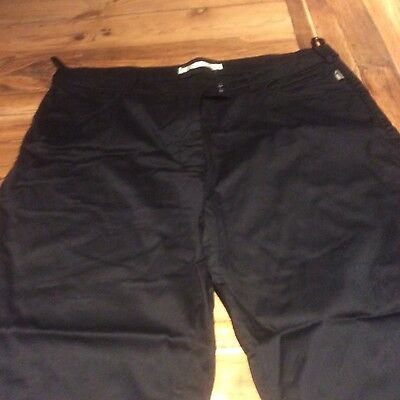 Ping Black Ladies Golf trousers size 16