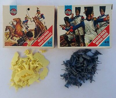 Airfix Waterloo French Imperial Guard ,cavalry 1974