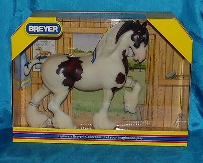 Breyer Horse - Classic American Spotted Draft Horse #620 - Nib & Beautiful!
