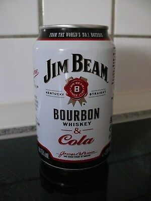 Jim Beam Jim Beam Cola  (4,5 % Alc.) can (330 ml)  new edition from austria