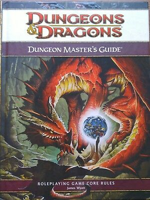 4th edition dungeon master guide