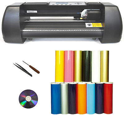 "13"" 500g Laser Dot Tshirt Heat Press Transfer Vinyl Cutter Plotter,Sign,Decal,PU"