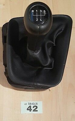 BMW E46 Black Gearknob Gear Knob 5 Speed Manual 3 Series