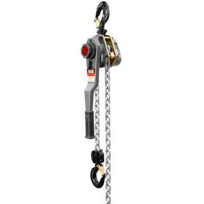 JET 376501 JLH Series 3 Ton Lever Hoist, 10' Lift with Overload Protection New