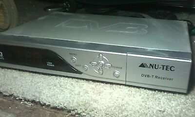 NU-TEC Digital Set Top Box - DVB Receiver