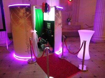 Full Photo Booth For Sale - everything included be ready to earn money by Xmas!
