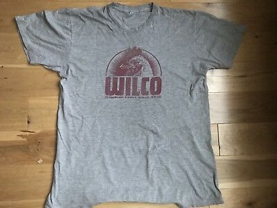 Wilco Classic Dad Rock T-Shirt