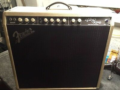 Fender Vibro King Vibroking with cover