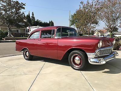 1956 Chevrolet Bel Air/150/210  1956 Chevrolet One-Fifty ( 150 )