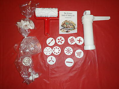 Hutzler The Ultimate Cookie and Baking Kit - Large Set - Never Used!