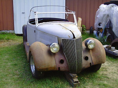 1936 Ford Other  1936 ford roadster, steel, 350/350, steel