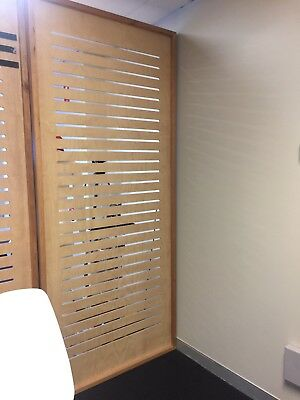 High quality timber Wall dividers Or Partition