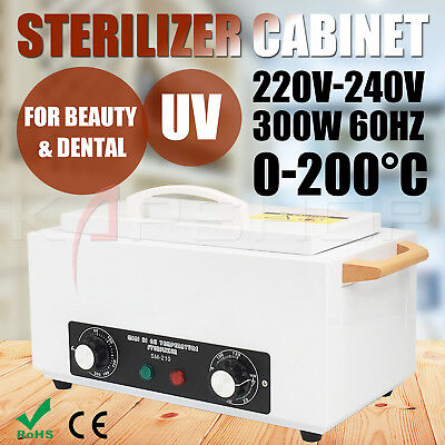 New Discount Dry Heat Sterilizer Vet Tattoo Dental Medical Autoclave Durable OZ