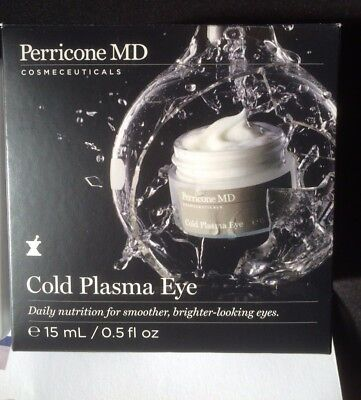 Brand New Perricone MD Cold Plasma Eye 15ml Skin Care