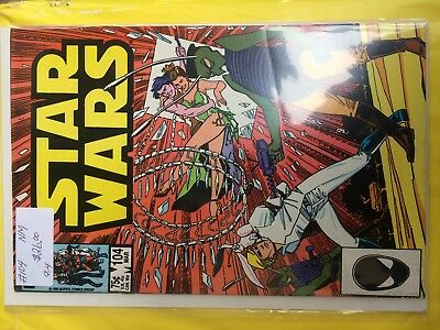 #104    Star Wars     Nm    Sale 50% To 70% Discount
